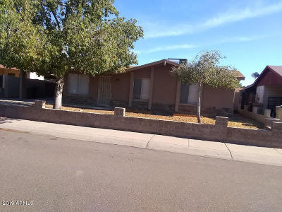 Peoria Single Family Home For Sale: 7352 W Mescal Street