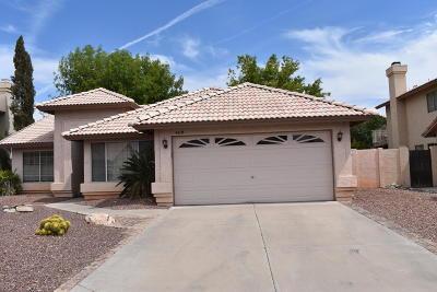 Gilbert AZ Single Family Home For Sale: $285,000