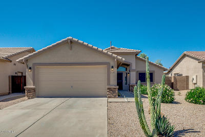 Maricopa Single Family Home For Sale: 43189 W Chisholm Drive