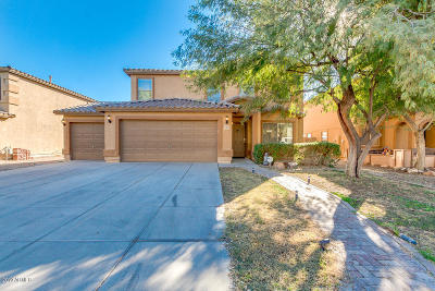 Queen Creek, San Tan Valley Single Family Home For Sale: 4267 E Whitehall Drive