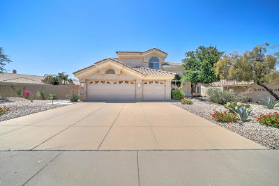 Scottsdale Single Family Home For Sale: 7485 E Sand Hills Road