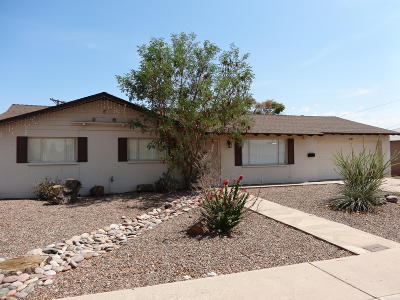 Phoenix Single Family Home For Sale: 3143 N 48th Drive