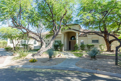 Phoenix Single Family Home For Sale: 4721 E Caron Street