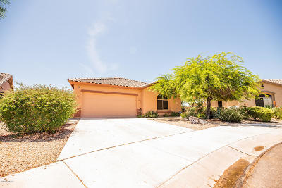 Goodyear AZ Single Family Home For Sale: $334,900