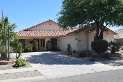 Casa Grande Single Family Home For Sale: 2404 E Durango Drive