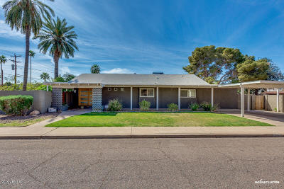 Phoenix Single Family Home For Sale: 2645 E Glenrosa Avenue