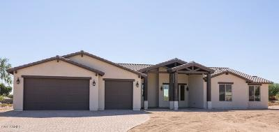 Phoenix Single Family Home For Sale: 7xx W Irvine - Lot 1 Road