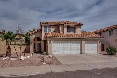 Phoenix Single Family Home For Sale: 3110 E Cottonwood Lane