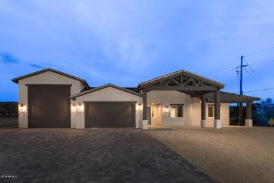 Cave Creek Single Family Home For Sale: 300xx N 57th Street #Lot 1