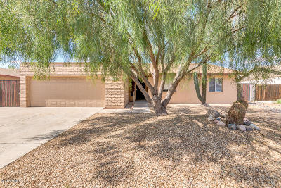 Glendale Single Family Home For Sale: 5332 W Saguaro Drive