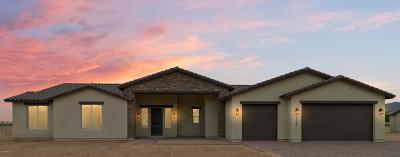 Cave Creek Single Family Home For Sale: 300xx N 57th Street #Lot 2