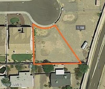 Phoenix Residential Lots & Land For Sale: 1827 E Palmaire Avenue