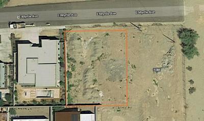 Phoenix Residential Lots & Land For Sale: 1815 E Myrtle Avenue