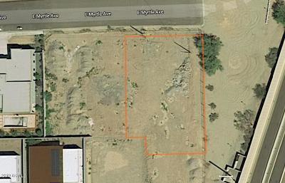 Phoenix Residential Lots & Land For Sale: 1819 E Myrtle Avenue