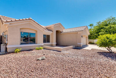 Single Family Home For Sale: 6121 E Hermosa Vista Drive