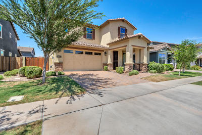 Gilbert Single Family Home For Sale: 4258 E Rawhide Street