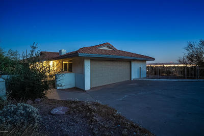 Phoenix Single Family Home For Sale: 5437 E Wonderview Road