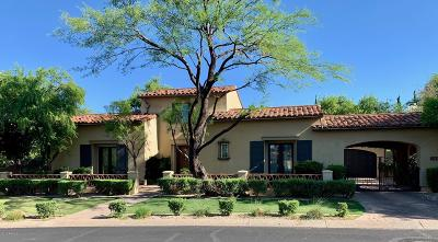 Scottsdale Single Family Home For Sale: 8234 E Wing Shadow Road