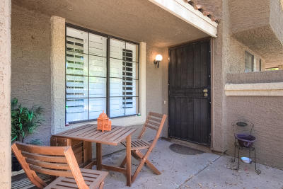 Tempe Condo/Townhouse For Sale: 1905 E University Drive #137