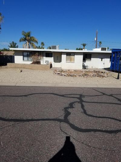 Phoenix Single Family Home For Sale: 3020 E Avalon Drive