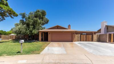 Phoenix Single Family Home For Sale: 2254 W Saint Moritz Lane