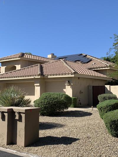 Scottsdale Single Family Home For Sale: 12584 E Jenan Drive