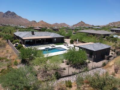 Scottsdale Single Family Home For Sale: 11798 E Desert Holly Drive