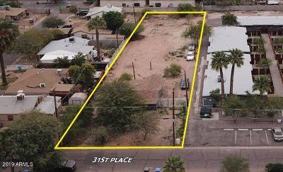 Phoenix Residential Lots & Land For Sale: 1805 N 31st Place