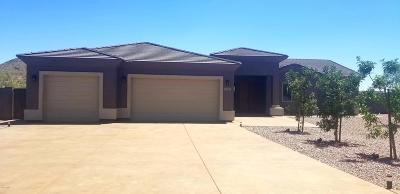 Phoenix Single Family Home For Sale: 2709 W Primrose Path