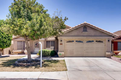 Surprise Single Family Home For Sale: 17609 N Kimberly Way