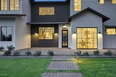Phoenix Single Family Home For Sale: 5620 E Monterosa Street