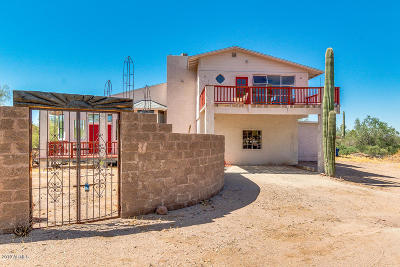Apache Junction Single Family Home For Sale: 5757 E 12th Avenue