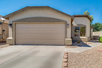 Florence Single Family Home UCB (Under Contract-Backups): 6788 E Superstition Way
