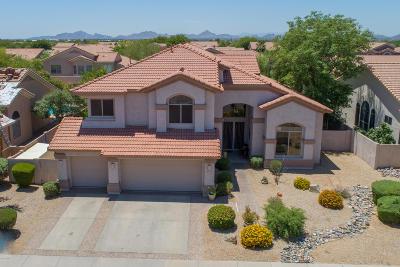 Phoenix Single Family Home For Sale: 4423 E Hamblin Drive
