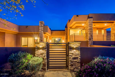 Cave Creek Single Family Home For Sale: 5365 E Prickley Pear Road