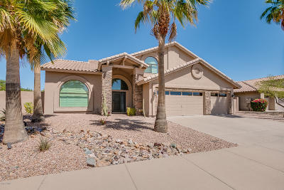 Phoenix Single Family Home For Sale: 1706 E Brookwood Court
