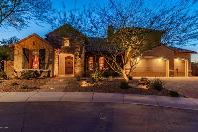 Peoria AZ Single Family Home For Sale: $1,100,000