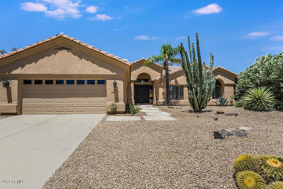 Scottsdale Single Family Home For Sale: 17442 N 77th Street