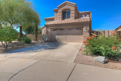 Scottsdale Single Family Home For Sale: 18869 N 91st Place