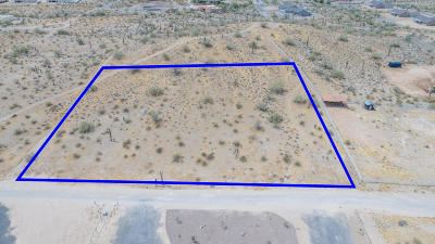 Queen Creek Residential Lots & Land For Sale: W Silverdale