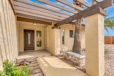 Scottsdale Single Family Home For Sale: 7005 N Via Nueva