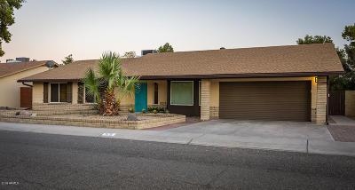 Phoenix Single Family Home For Sale: 525 E Saint John Road