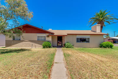 Tempe Single Family Home For Sale: 1206 W 10th Street