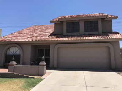 Tempe Single Family Home For Sale: 2021 E Diamond Drive