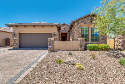 Mesa AZ Single Family Home For Sale: $499,000