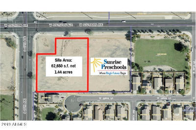 Phoenix Residential Lots & Land For Sale: 2627 W Southern Avenue W
