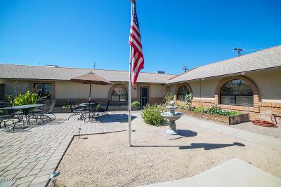 Phoenix Single Family Home For Sale: 4106 N 22nd Street