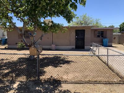 Phoenix Single Family Home For Sale: 1315 W Cheryl Drive