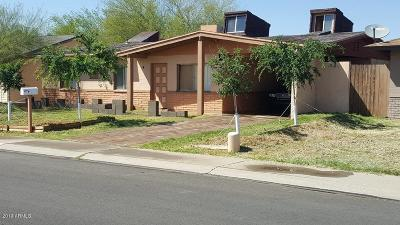 Phoenix Single Family Home For Sale: 3416 W Bluefield Avenue