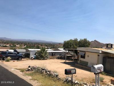 Phoenix Mobile/Manufactured For Sale: 13205 N 18th Place